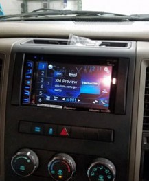2013 Dodge Ram with Pioneer AVHx2800 DVD