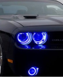 Halo Lighinting for Dodge Charger