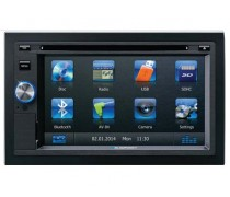 Blaunpunkt BPSD530 San Diego 530 Headunit with US Maps Loaded