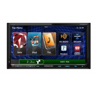 "Kenwood Excelon DNX891HD 6.95"" Touchscreen DVD Navigation Receiver"