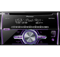 2-DIN CD Receiver (FH-X500UI)