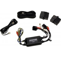 Kicker 10ZXMRLC Weather-Resistant Dual Zone Remote Level Control
