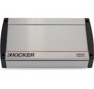 Kicker 40KXM8005 4 x 100 W Four-Channel Full-Range Class D Marine Amplifier with 400 W Class D Subwoofer Channel