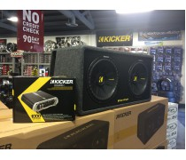 Kicker Bass Package