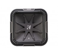 "Kicker Q Class 41L7154 15"" (38CM) Square Subwoofer, Dual Voice Coil 4 OHM"