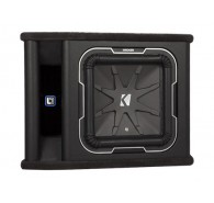 "Kicker Q Class 41VL7122 L7 12"" (30CM) Subwoofer in Vented Enclosure, 2 OHM"