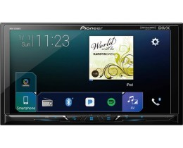 Pioneer NEW! - Multimedia DVD Receiver with Apple CarPlay™