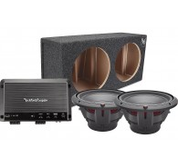 Rockford Fosgate Bass Package