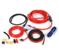4ga Amp Kit w/ Premium RCA for systems up to 1000 Watts