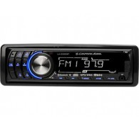 Single DIN CD Receiver w/ Built-In Bluetooth