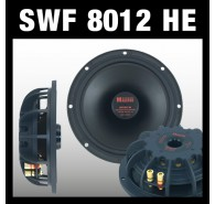 "8"" (20cm) High Efficiency Power Subwoofer"