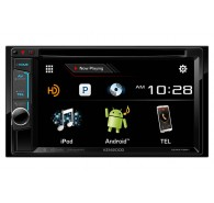 Kenwood 6.2' Monitor Receiver with Bluetooth and HD Radio