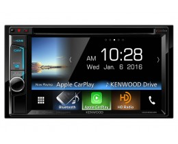 Kenwood Excelon 6.2' Monitor Receiver with Bluetooth and HD Radio