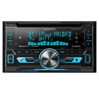 Kenwood 2-Din CD Receiver and Bluetooth