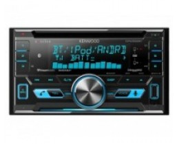 Kenwood Excelon 2 DIN CD Receiver with Builit-in Bluetooth