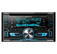 Kenwood Excelon 2-DIN CD Receiver with Bulit-in Bluetooth and HD Radio