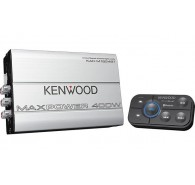 Kenwood Compact Bluetooth 4-Channel Digital Amplifier