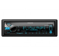 Kenwood CD Receiver with Bluetooth 3 Pre-Outs