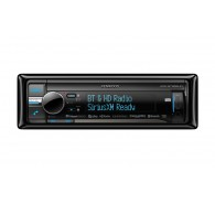 Kenwood CD Receiver with Bluetooth and HD Radio