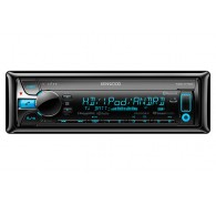 Kenwood Excelon CD Receiver with Built-In Bluetooth and HD Radio