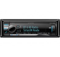 Kenwood Excelon CD Receiver with Built-In-Bluetooth and HD Radio with 13Band EQ