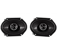 Kenwood Excelon 6X8' Oval 2-Way 2 Speaker