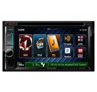 2-Din AV Navigation System with Bluetooth and HD Radio