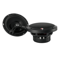 "Power 6.5"" 2-Way Full Range Euro Fit Compatible Speaker"