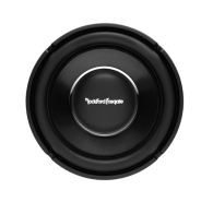 "Power 12"" T1 Slim Single 1-Ohm Subwoofer"