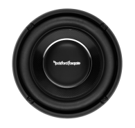 "Power 10"" T1 Slim Single 2-Ohm Subwoofer"
