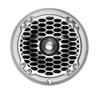 "6"" Punch Series Marine 2-Way Full Range Speakers - White"