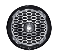 "6"" Punch Series Marine 2-Way Full Range Speakers - Black"