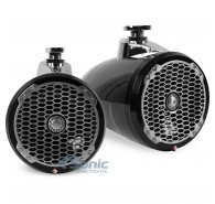 "8"" Punch Series Wakeboard Tower Speakers - Black"