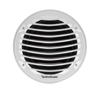 "10"" Punch M2 Series Single 4-ohm Marine Subwoofer - White w/ Luxury Grill"