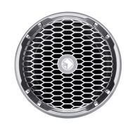 "12"" Punch M2 Series Single 4-ohm Marine Subwoofer - White"