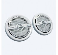 6.5 in (16 cm) 2-Way Coaxial Marine Speaker